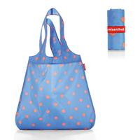 Сумка складная mini maxi shopper azure dots, Reisenthel